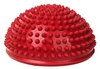 Полусфера массажная Pro Supra Balance Kit красная - фото 1