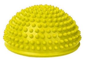 Полусфера массажная Pro Supra Balance Kit желтая