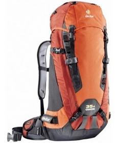 Фото 1 к товару Рюкзак туристический Deuter Guide 35+ л orange-lava