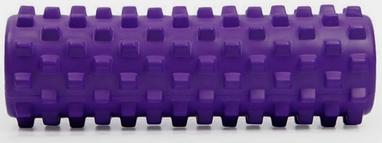 Роллер для занятий йогой массажный Pro Supra Grid Roller FI-4942-1