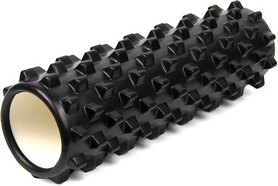 Фото 1 к товару Роллер для занятий йогой массажный Pro Supra Grid Roller FI-4942-2