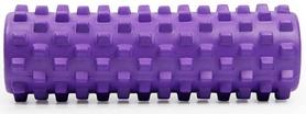 Роллер для занятий йогой массажный Pro Supra Grid Roller FI-4942-5