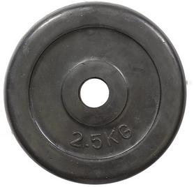 Диск обрезиненный 2,5 кг R-2.5 - 30 мм