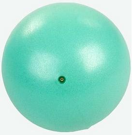 Фото 2 к товару Мяч для пилатеса и йоги Pro Supra Pilates ball Mini FI-5220-20 Pastel мятный