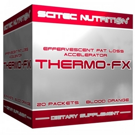 Жиросжигатель Scitec Nutrition Thermo-FX (1 порция)