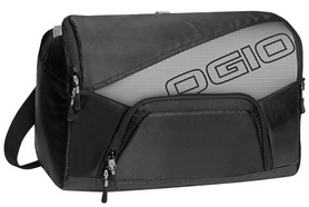 Сумка спортивная Ogio Quickdraw Black/Silver