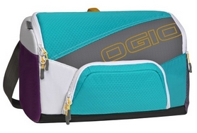 Фото 1 к товару Сумка спортивная Ogio Quickdraw Purple/Teal