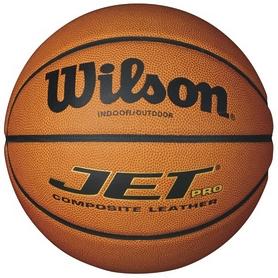 Фото 1 к товару Мяч баскетбольный Wilson Jet Pro Composite SZ7 SS16