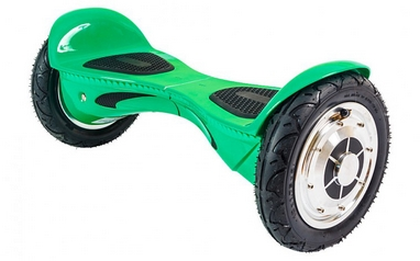 Гироскутер SmartYou HХ1 10 Green
