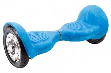 Чехол для гироскутера силиконовый SmartYou 10 inch blue