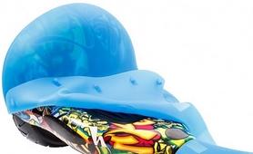 Фото 3 к товару Чехол для гироскутера силиконовый SmartYou 10 inch blue