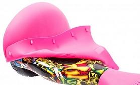 Фото 3 к товару Чехол для гироскутера силиконовый SmartYou 10 inch pink