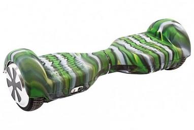 Чехол для гироскутера силиконовый SmartYou 6,5 inch camo