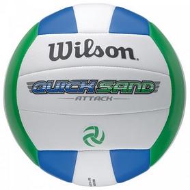Мяч волейбольный Wilson Quicksand Attack VB Blugr SS16