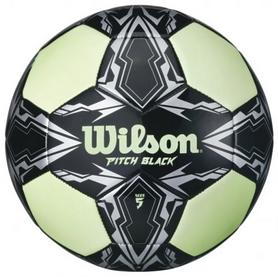 Мяч футбольный Wilson Pitch Black SZ5 SS16