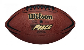 Мяч для американского футбола Wilson NFL Force Official Football SS16 Brown