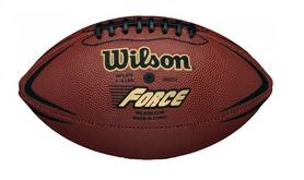 Мяч для американского футбола Wilson NFL Force Official Football SS16 Brown