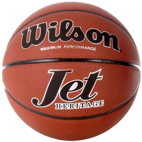 Мяч баскетбольный Wilson Jet Heritage SZ5 Basketball SS16 Brown №5