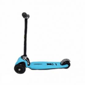 Самокат трехколесный Maraton Scooter 026 Синий