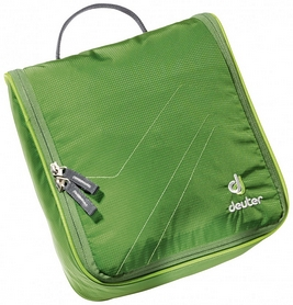 Косметичка Deuter Wash Center II emerald-kiwi