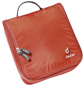 Косметичка Deuter Wash Center II papaya-lava