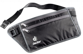 Кошелек нательный Deuter Security Money Belt black-granite
