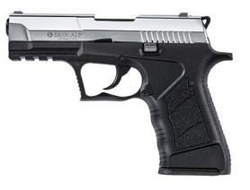 Пистолет стартовый Ekol Alp 9 мм silver
