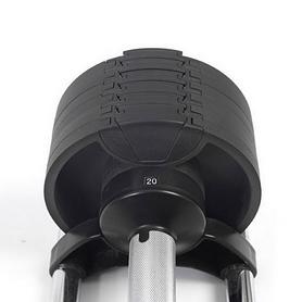 Фото 3 к товару Гантель с переменным весом Stein DB2514A 20 кг
