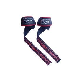 Лямки для тяги Power System XTR-Grip Straps PS-3430 красные