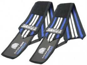 Бинты для жима Power System Wrist Wraps PS-3500 синие