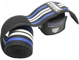 Бинты для жима Power System Elbow Wraps PS-3600 синие
