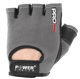 Перчатки для фитнеса Power System Pro Grip PS-2250 Grey