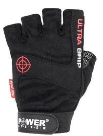 Перчатки для фитнеса Power System Ultra Grip PS-2400 Black