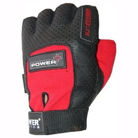 Перчатки для фитнеса Power System Power Plus PS-2500 Black-Red