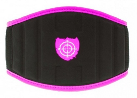 Пояс тяжелоатлетический Power System Woman's Power PS-3210 Purple