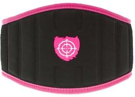 Пояс тяжелоатлетический Power System Woman's Power PS-3210 Pink
