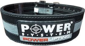 Пояс тяжелоатлетический Power System Power Lifting PS-3800 Black-Grey