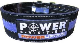 Пояс тяжелоатлетический Power System Power Lifting PS-3800 Black-Blue