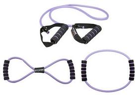 Набор эспандеров для фитнеса Power System Body Toning Set Purple