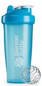 Шейкер BlenderBottle Classic 820 мл Aqua с шариком
