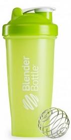 Шейкер BlenderBottle Classic 820 мл Green с шариком