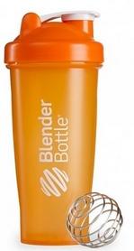 Шейкер BlenderBottle Classic 820 мл Orange с шариком