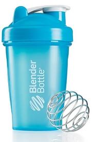 Шейкер BlenderBottle Classic 590 мл Aqua с шариком