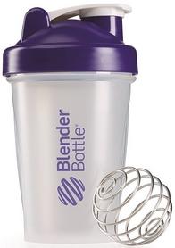 Шейкер BlenderBottle Classic 590 мл Clear/Purple с шариком