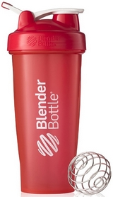 Шейкер BlenderBottle Classic Loop 820 мл Red  с шариком
