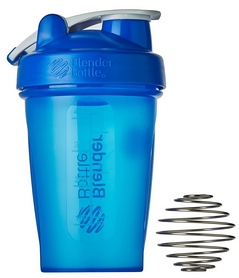 Шейкер BlenderBottle Classic Loop 590 мл Blue с шариком