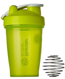Шейкер BlenderBottle Classic Loop 590 мл Green с шариком