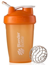 Шейкер BlenderBottle Classic Loop 590 мл Orange с шариком