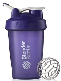 Шейкер BlenderBottle Classic Loop 590 мл Purple с шариком