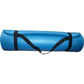Коврик для йоги (йога-мат) Power System Fitness-Yoga Mat Plus Blue